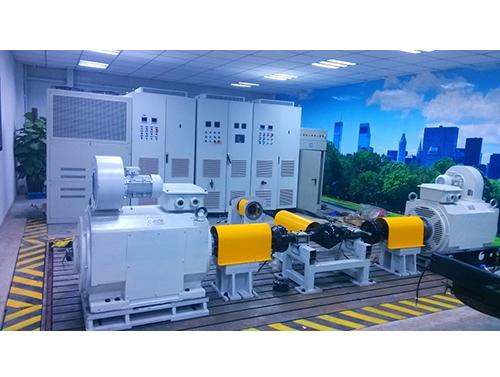 60kW新能源汽车电机对拖试验台