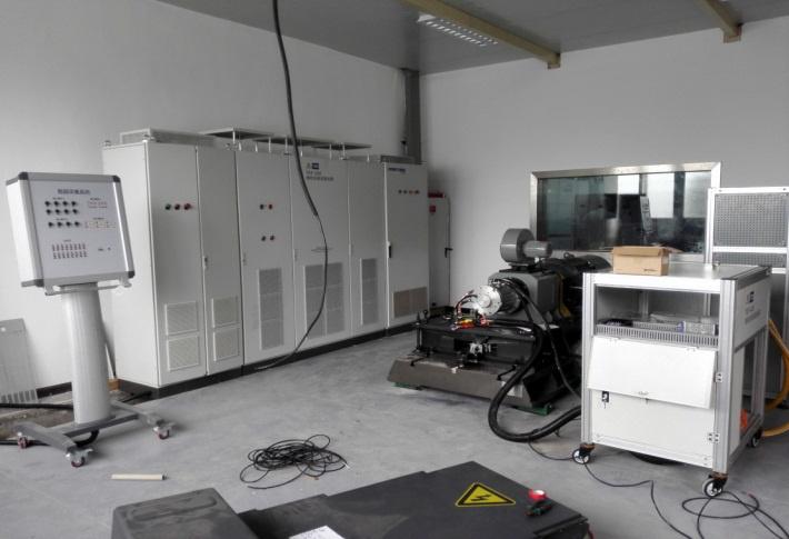 三电联调电机试验台